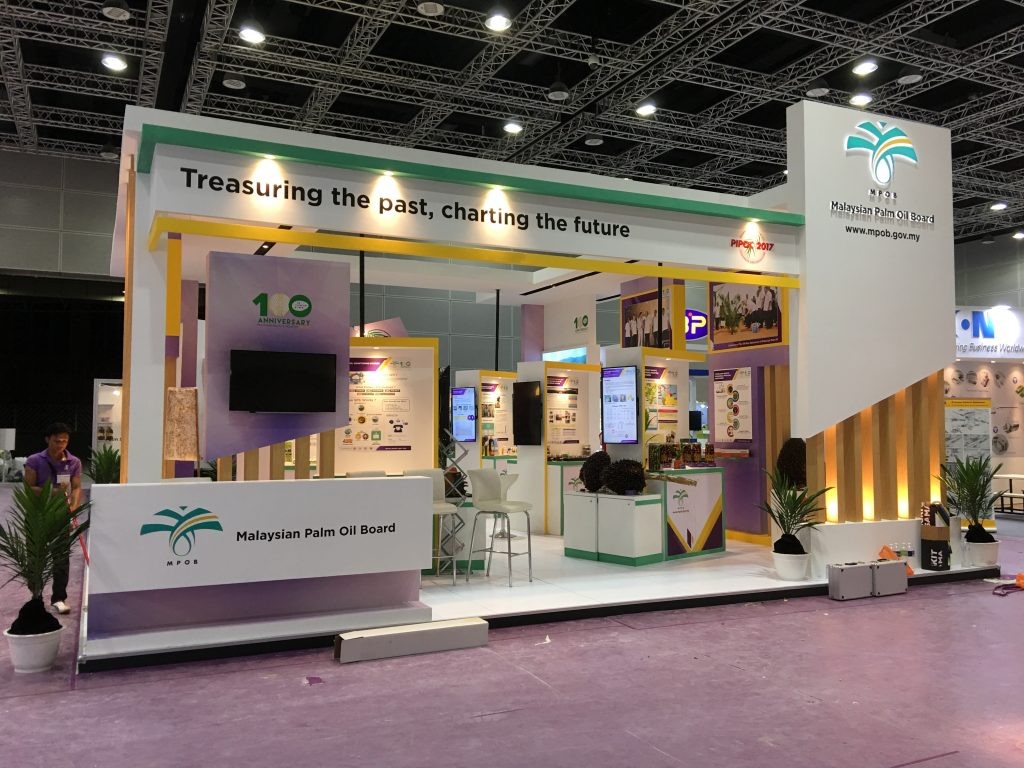 Exhibition Booth Design Johor : Green apple your event expert